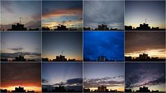 sky variations