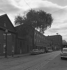 Secteur du Red Light, 1957, VM94S40D3-063 (Archives de la Ville de Montral) Tags: redlight quartiersdisparus plandozois