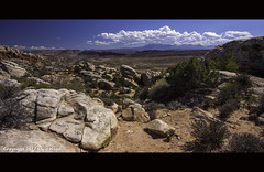 Landscape of California / snapshot of foto ? (zilverbat.) Tags: usa hot nature clouds america landscape us rocks tour outdoor hiking wildlife heat cinematic wildwest worldlandscapes zilverbat