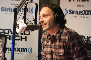 Andrew Lincoln returns to the Covino & Rich Show