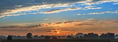 Sunset (daniturnek) Tags: city sunset sun slovenia slovenija oldest ptuj