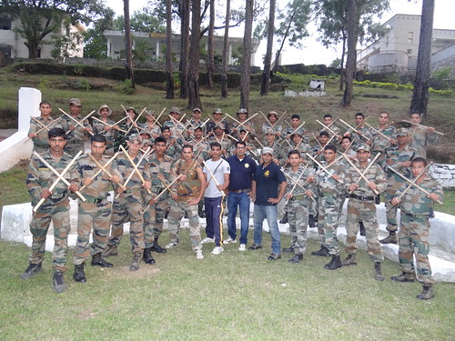 Pekiti Tirsia Kali India | Special Force Commando Training