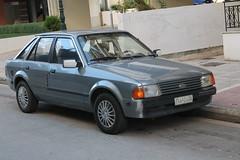 1982-86 Ford Escort GL