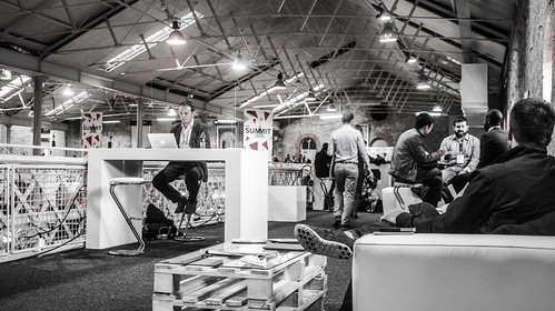 Web Summit 2013 - Last Photo