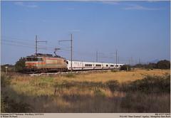 SNCF 107277 @ Perpignan (Wouter De Haeck) Tags: perpignan narbonne sncf portbou aguilas talgo languedocroussillon pyrénéesorientales marenostrum rff bb7200 montpelliersaintroch nezcassé réseauferrédefrance l677