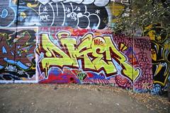DIFER (STILSAYN) Tags: california graffiti oakland bay area 2013 difer