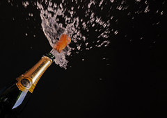 Champagne (laurenmariefj) Tags: camera photography interesting focus pretty angle image champagne alcohol ipswich shutterspeed actionphotography photographystudent