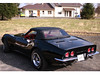 "Corvette Chevrolet C3 ´68-´82 ""Stingray"" Verdeck"