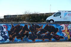 graffiti (wojofoto) Tags: amsterdam graffiti ndsm wojofoto wolfgangjosten