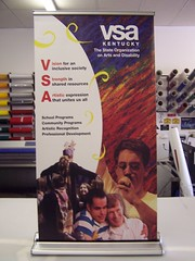 Retractable Banner Stand | Signarama Lexington, KY | VSA Kentucky