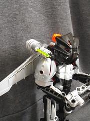 Wings weapon addition (Toa Taruho) Tags: lego creation bionicle moc herofactory