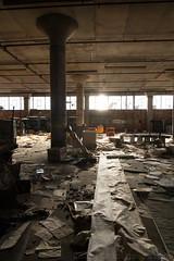 Fabric (SmallTransgressions) Tags: urban abandoned industrial whiskey exploration distillery urbex