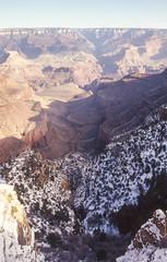 199411_101 (Zalacain) Tags: arizona usa snow landscape unitedstates grandcanyon