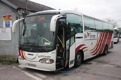 Bus Eireann SC28 (04D24969). (SC 211) Tags: century cork cocork scania buseireann irizar macroom l94 sc28 february2012 04d24969