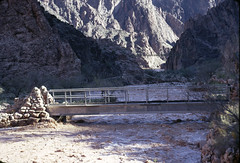 Grand Canyon Flood of 1966 Bright Angel Creek. 2453 (Grand Canyon NPS) Tags: grandcanyon 1966 disaster flashflood grandcanyonnationalpark brightangeltrail northkaibabtrail brightangelcreek