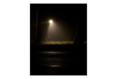 Early Start (Barnaby Nutt) Tags: road morning sign fog night early leicestershire todd hido
