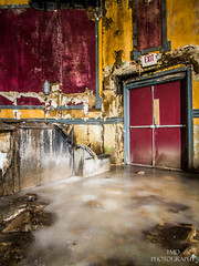 The Drake Theater (tmdtheue) Tags: old urban building art abandoned architecture buildings rust ruins theater theatre decay awesome rustic ruin rusty abandon rusted decrepit derelict abandonment auditorium decayed decaying urbex derilect urbexing