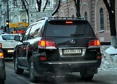 AA0904IX (Vetal_888) Tags: ukraine kyiv licenseplates lexus armoredvehicle україна київ lx570 номернізнаки aa0904ix
