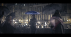 Rain (Orione59) Tags: street urban canon photography florence bokeh tuscany cinematic ef135mmf20 5dmk3 orione1959 orionephotographer