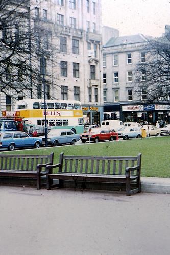George Square 1980s