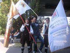 Korzo fest u Zrenjaninu  KUD Kosovski bozur