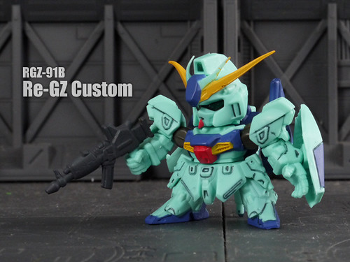 RGZ-91B Re-GZ Custom