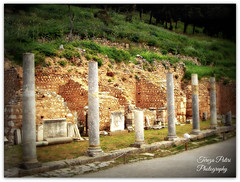 Temple of Apollo at Delphi (Terezaki ✈) Tags: life travel vacation holiday green nature colors landscape greek photography photo searchthebest live delphi hellas greece grecia apollo pictureperfect naturesfinest ελλάδα 40faves delphoi anawesomeshot flickrdiamond theperfectphotographer δελφοί
