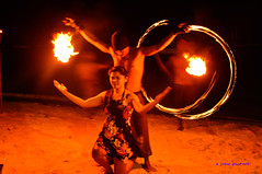 Fire Queen (mvcjr) Tags: fire queen bohol ritual firedance ritualdance