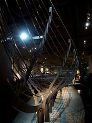 Viking Exhibition, British Museum (jacquemart) Tags: london britishmuseum vikings longship vikingexhibition