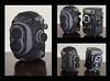 Rolleiflex 2.8A Feltro (anuska.nardelli) Tags: camera rolleiflex canon lens toy brinquedo handmade artesanato feitoàmão felt photographic plush pillow 7d feltro fotografia lente almofada