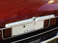 Daimler Six - Santiago, Chile (RiveraNotario) Tags: chile santiago cars jaguar autos daimler jaguarxj6 carspotting badgeengineering daimlersix