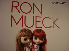 Exposiçaõ de Ron Mueck !!