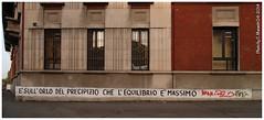 DSC_2951-MODcut (c.mane) Tags: streetart art milano ivan spray poesia lombardia massimo sprayart equilibrio precipizio