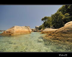 Corsica -  Santa Giulia (sirVictor59) Tags: nikon europa europe mare corsica santagiulia nikond300 sirvictor59