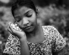 @ Vadagal (bmahesh) Tags: portrait people blackandwhite india girl 35mm eyes jasmine sigma canon5d chennai eyesclosed mahesh tamilnadu chengalpet canoneos5dmarkii sigma35mmf14 maheshphotography bmahesh chettipuniyam wwwmaheshbcom vadagal