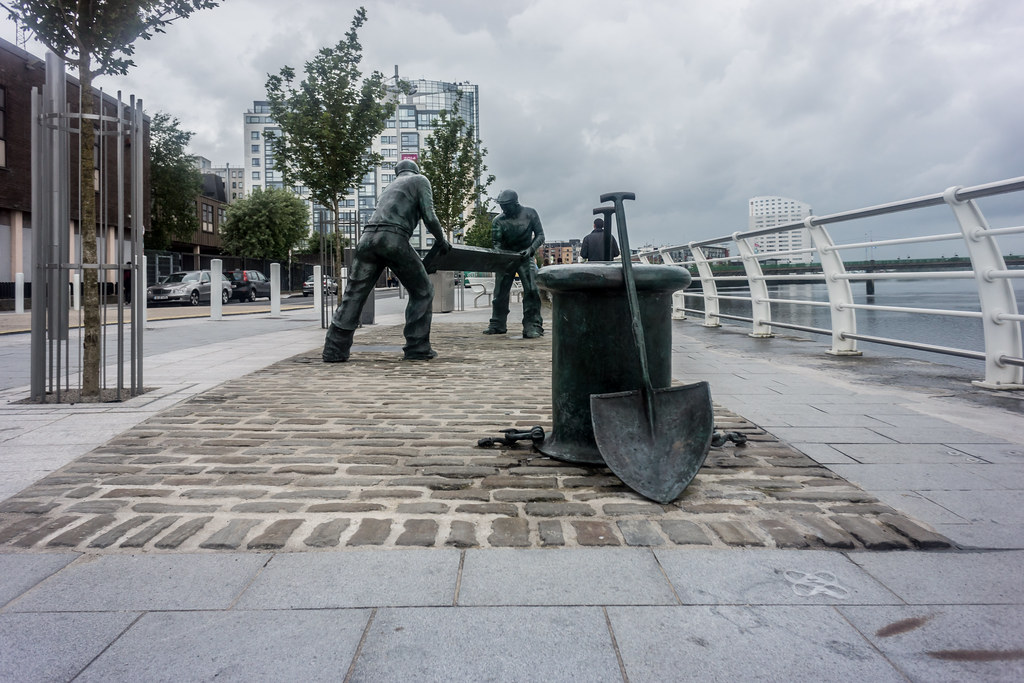 PUBLIC ART IN LIMERICK [JUNE 2014]