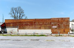 The Ghosts of Greeneville (no.1) (i saw the Sign) Tags: old sign hardware tn tennessee painted ghost coke cocacola hoosier greeneville deliciousandrefreshing usroute11e walkerhardwarecompany