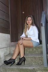Ariana (Larcio Souza) Tags: girl beautiful brasil wonderful women paulo sao ariana rolesp laerciosouza arianaduarte