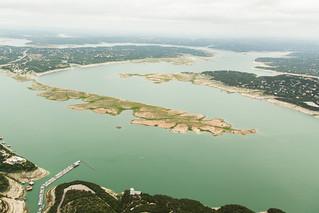 Sometimes Island, Lake Travis - June 4, 2014