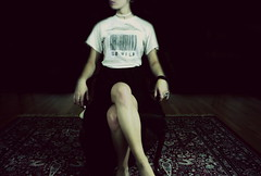 throne (Double.Yellow.) Tags: wild portrait white black art history beauty shirt mystery museum night self pose shopping dark painting studio t diy still cool chair wolf alone silent power darkness legs handmade room go craft tshirt jewelry skirt calm story homemade website solo mysterious horror barcode lone rug posture etsy oriental anonymous solitary judgement tee royalty poise throne regal confident edit distracted crossed confidence suspense selfie assurance intrigue collected entrepreneur tumblr