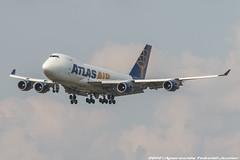 Atlas Air Boeing 747-47UF/SCD N496MC (JuCiDaO) Tags: air atlas boeing campinas vcp viracopos 74747ufscd n496mc