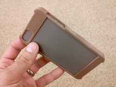 3D-printed mobile phone dummy (Apple's iPhone 5)