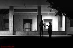 stazione4 (Giovanni Coccoli 75) Tags: street notturni vita poverta poveri barboni stazione ferroviaria messina riposo dormire ombre