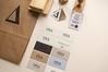 ODA (El Calotipo) Tags: businesscards tarjetas silkscreen serigrafía diseño design stamp printing identity identidad