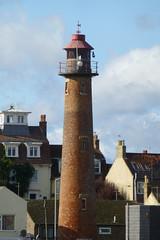 Lighthouse at Gorleston. (piktaker) Tags: lighthouse navigation norfolk gorleston