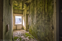 """""""The moss isnt always greener on the other side"""" (rondelezromario) Tags: moss green hotel abandoned damn follow photoshop nikond7200 tokina decay mossy colors urbex urban"""