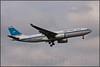 9K-APD Airbus A330-243 Kuwait Airways (elevationair ✈) Tags: fra eddf fraport frankfurt frankfurtairport frankfurtmain airliners airlines avgeek aviation airplane plane aircraft airbus a330 a332 airbusa330243 kuwait kuwaiti kuwaitairways 9kapd arrival landing approach