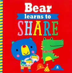 Bear Learns to Share (Vernon Barford School Library) Tags: 9781785984778 rosiegreening rosie greening dawnmachell dawn machell playdatepals playdate pals picturebooks picturebooksforchildren vernon barford library libraries new recent book books read reading reads junior high middle vernonbarford fiction fictional novel novels paperback paperbacks softcover softcovers covers cover bookcover bookcovers bear bears animal animals manners share sharing quick quickread quickreads qr readinglevel grade1 rl1