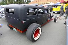 1931 dodge sedan (bballchico) Tags: 1931 dodge sedan fredberger wendyberger hotrod ratbastardscarshow carshow 30s 206 washingtonstate