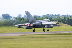 Tornado GR4 Take Off. (cjf3) Tags: raf marham rafmarham afterburners rotating takeoff topgun fastjet nato